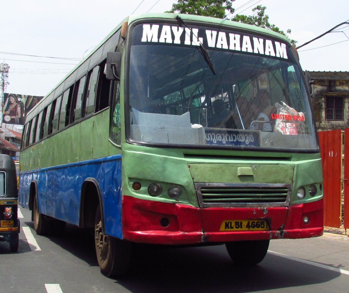 VALLUVANAD ROAD TRANSPORT CORPORATION